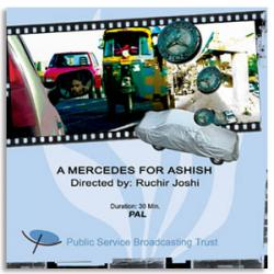 A Mercedes For Ashish