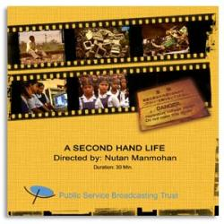 Indian documentary, buy dvd, watch, rent - A Second Hand Life